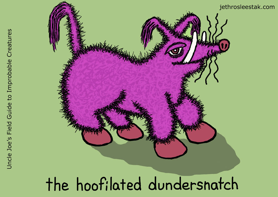 The Hoofilated Dundersnatch