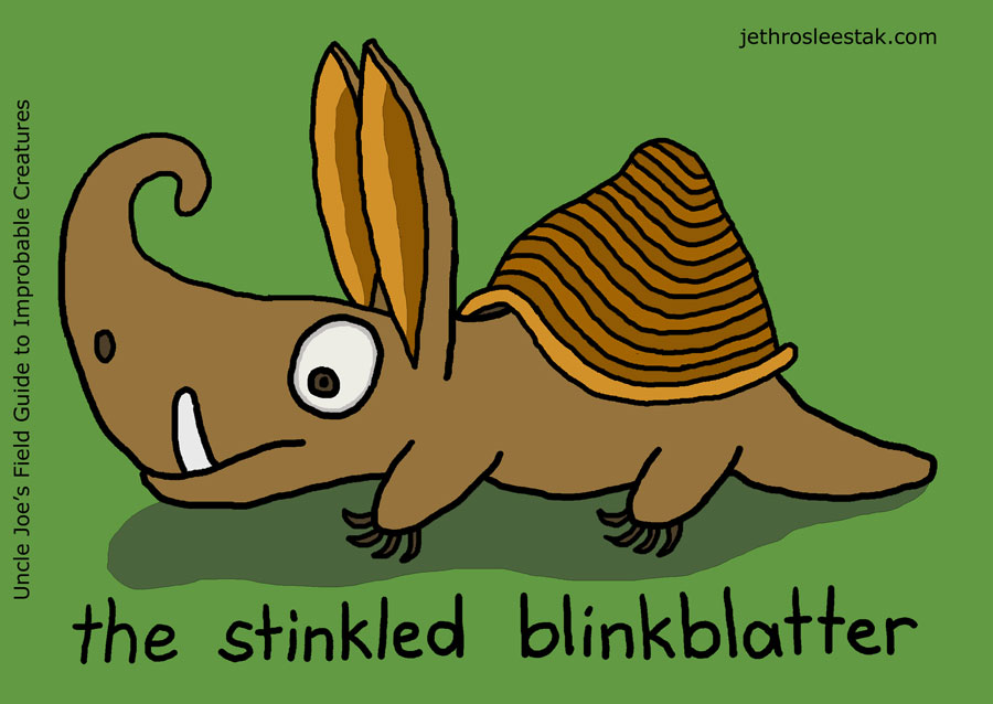 The Stinkled Blinkblatter