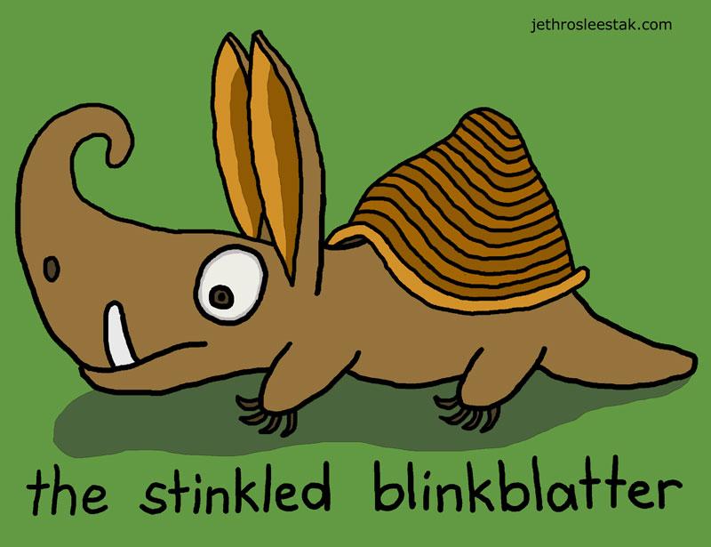 The Stinkled Blinkblatter