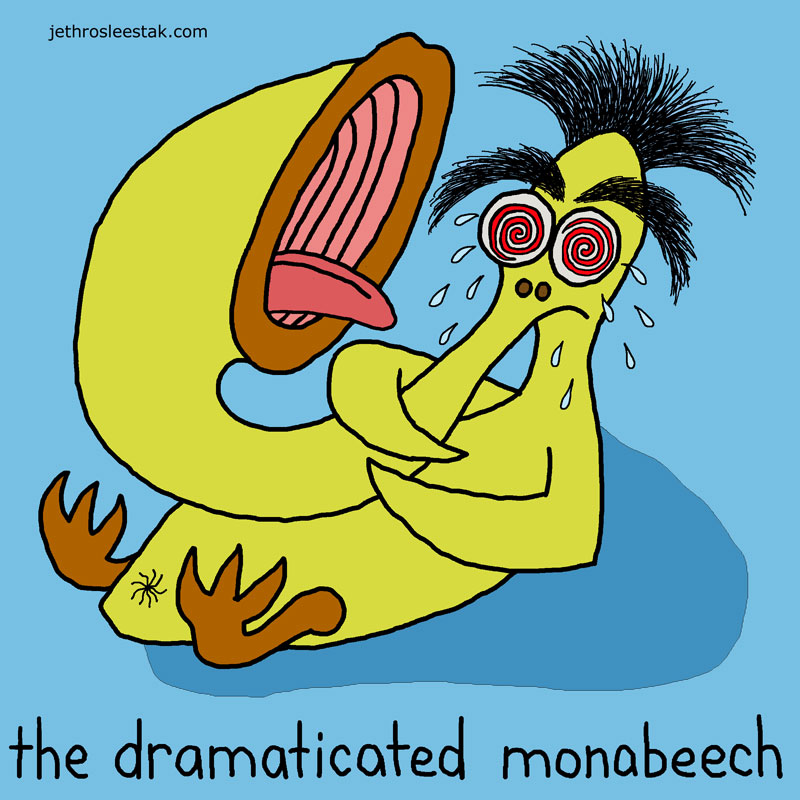 The Dramaticated Monabeech