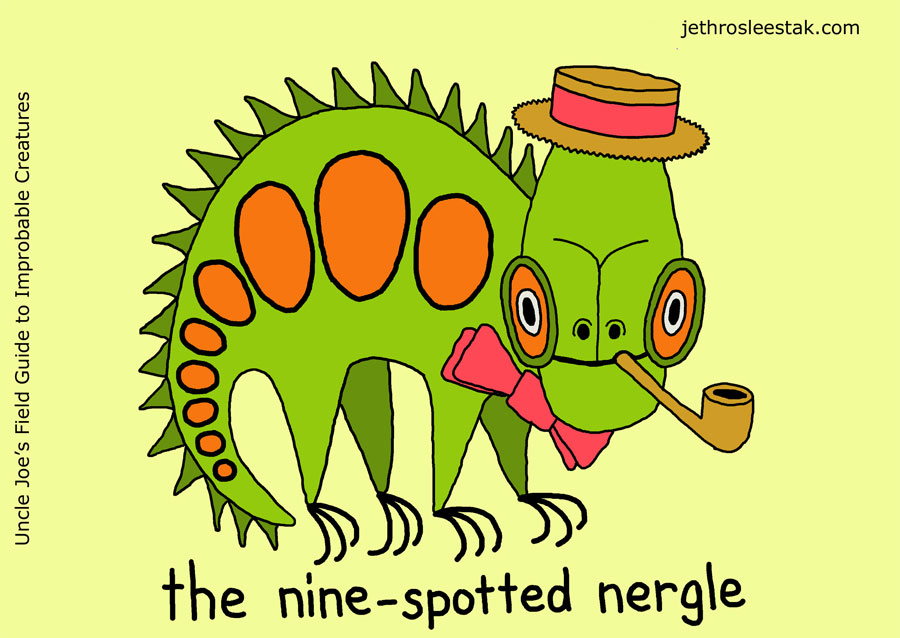 The Nine-Spotted Nergle