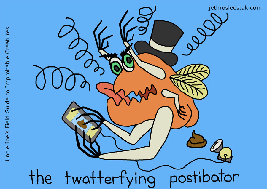The Twatterfying Postibator