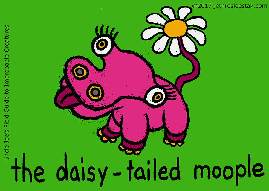 The Daisy-Tailed Moople