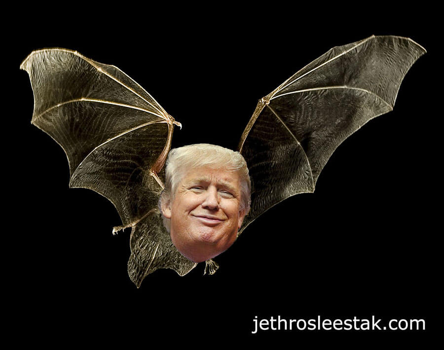 Donald Trumpimal Bat