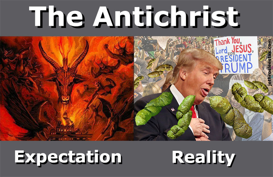 Reality TV Antichrist v2