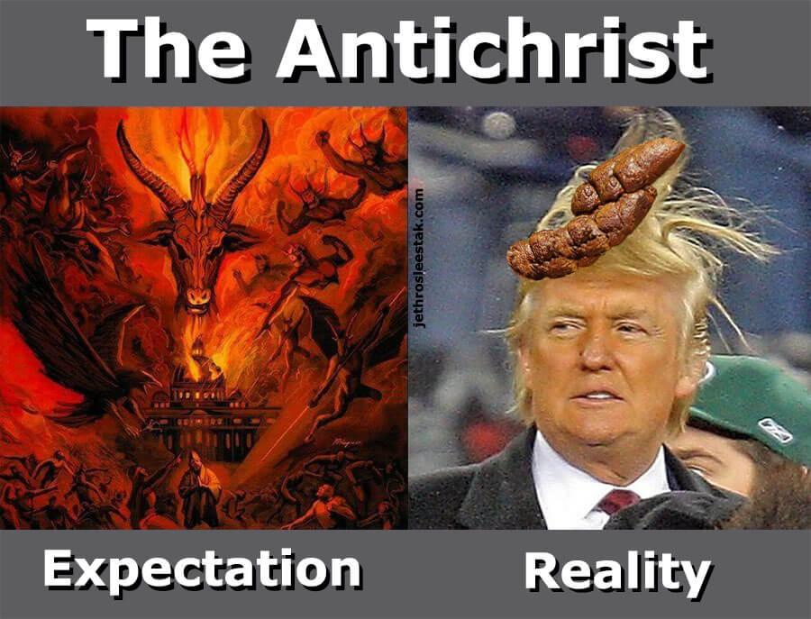 Reality TV Antichrist v4