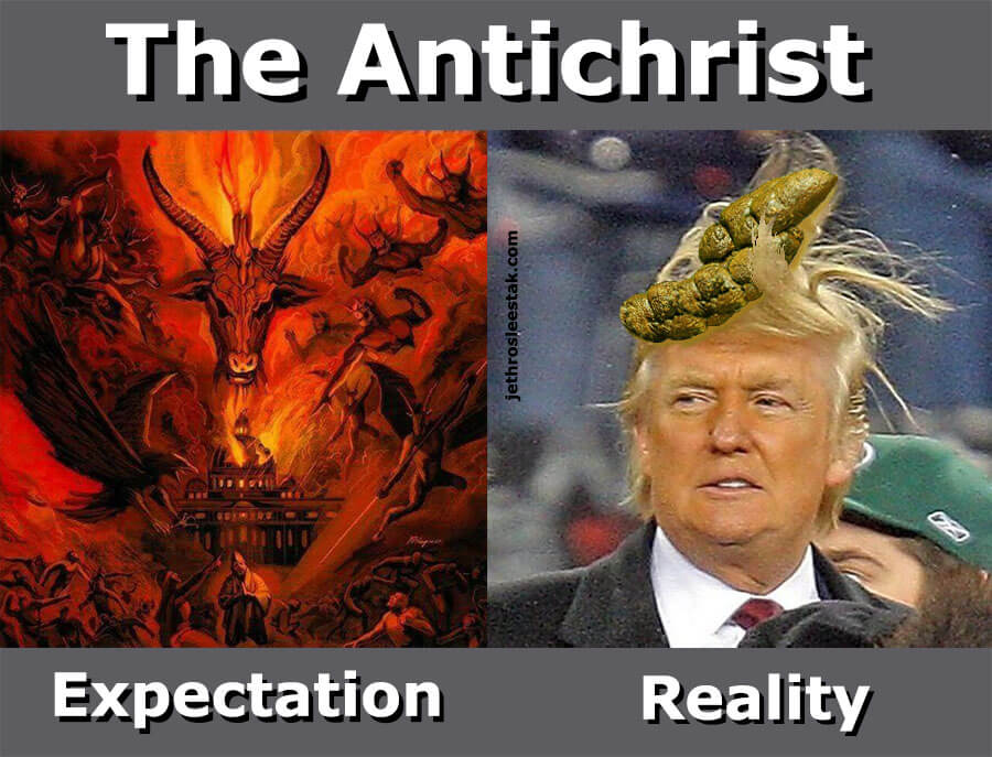 Reality TV Antichrist v6
