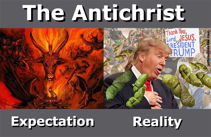 Reality TV Antichrist