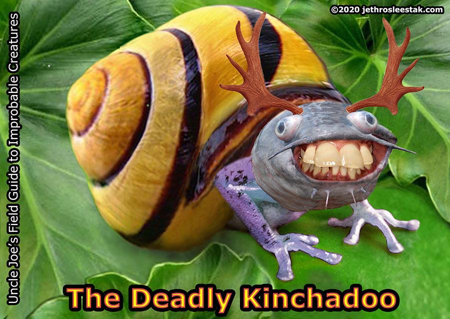The Deadly Kinchadoo Trading Card