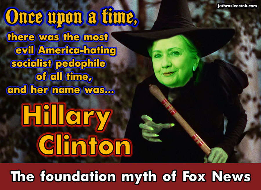 Meme Foundation Myth of Fox News